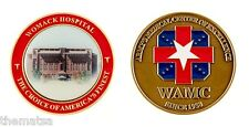 "ARMY MEDICAL CENTER OF EXCELLENCE WOMACK HOSPITAL MILITARY 1.75"" CHALLENGE COIN"