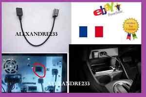 cable adaptateur usb mp3 honda civic jazz accord cr v lire cl usb autoradio ebay. Black Bedroom Furniture Sets. Home Design Ideas