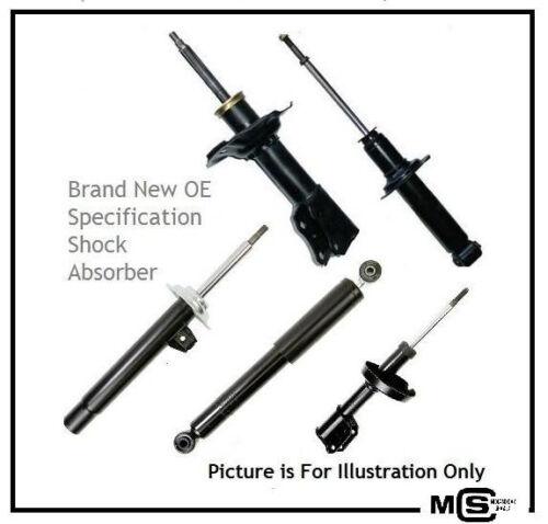 New OE Spec Rear Shock Absorber for Vw Polo 1.2 1.4 1.4 TDI 1.9 TDI 01-08