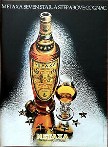 Metaxa-Liqueur-Metaxa-Seven-Star-A-Step-Above-Cognac-Vintage-Advertisement-1982