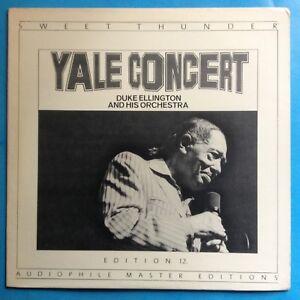 Duke-Ellington-Yale-Concert-Edition-12-1981-Sweet-Thunder-AUDIOPHILE-UNPLAYED