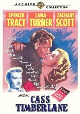 CASS TIMBERLANE - (B&W) ( 1947 Spencer Tracy) Region Free DVD - Sealed