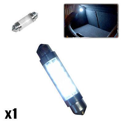 2x Mercedes SLK R171 Bright Xenon White Superlux LED Number Plate Light Bulbs