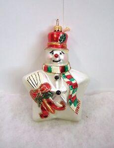 Kurt Adler Polonaise North Pole Guard Ornament APS0006