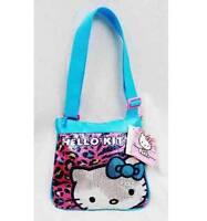 Sanrio Hello Kitty Cross Bag Handbag Purse Small Tote Bag Shoulder Bag Blue