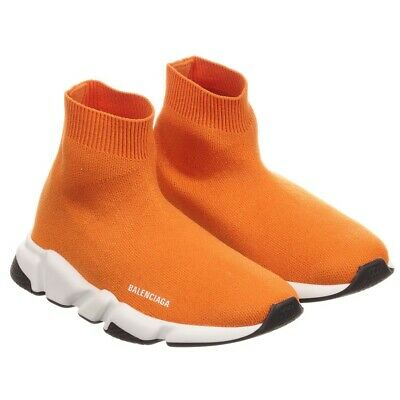 Balenciaga Kids Speed Trainers with Two