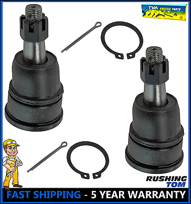 Front Suspension Ball Joints Pair For Ford F-250 Super Duty F-350 Dodge Ram 2500 Excursion 3500 F-450 F-550