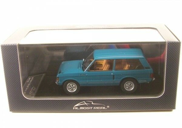 Range ROVER  TUSCAN blu    1970  RHD  27904f