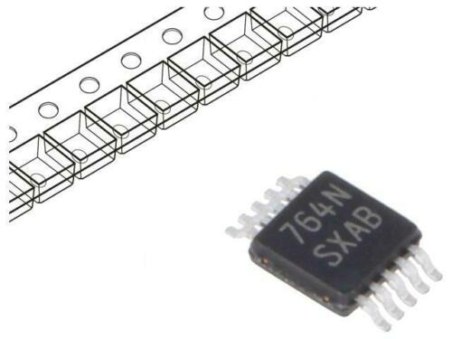 LM5060MM//NOPB IC power switch high-side switch Kanäle 1 N-Channel SMD