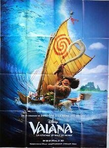 Plakat Kino Vaiana La Legende Du Bout Du Monde Walt Disney 120 X 160 CM