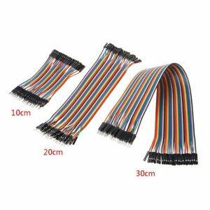 40Pin-Cable-Jumper-Wire-Line-2-54mm-Male-to-Female-Connector-Cable
