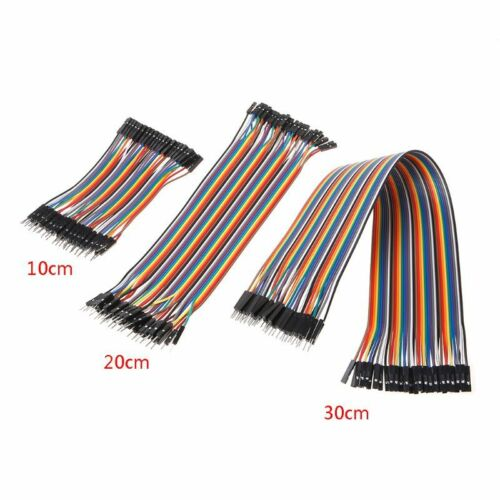 40Pin Cable Jumper Wire Line 2.54mm Male to Female Connector Cable