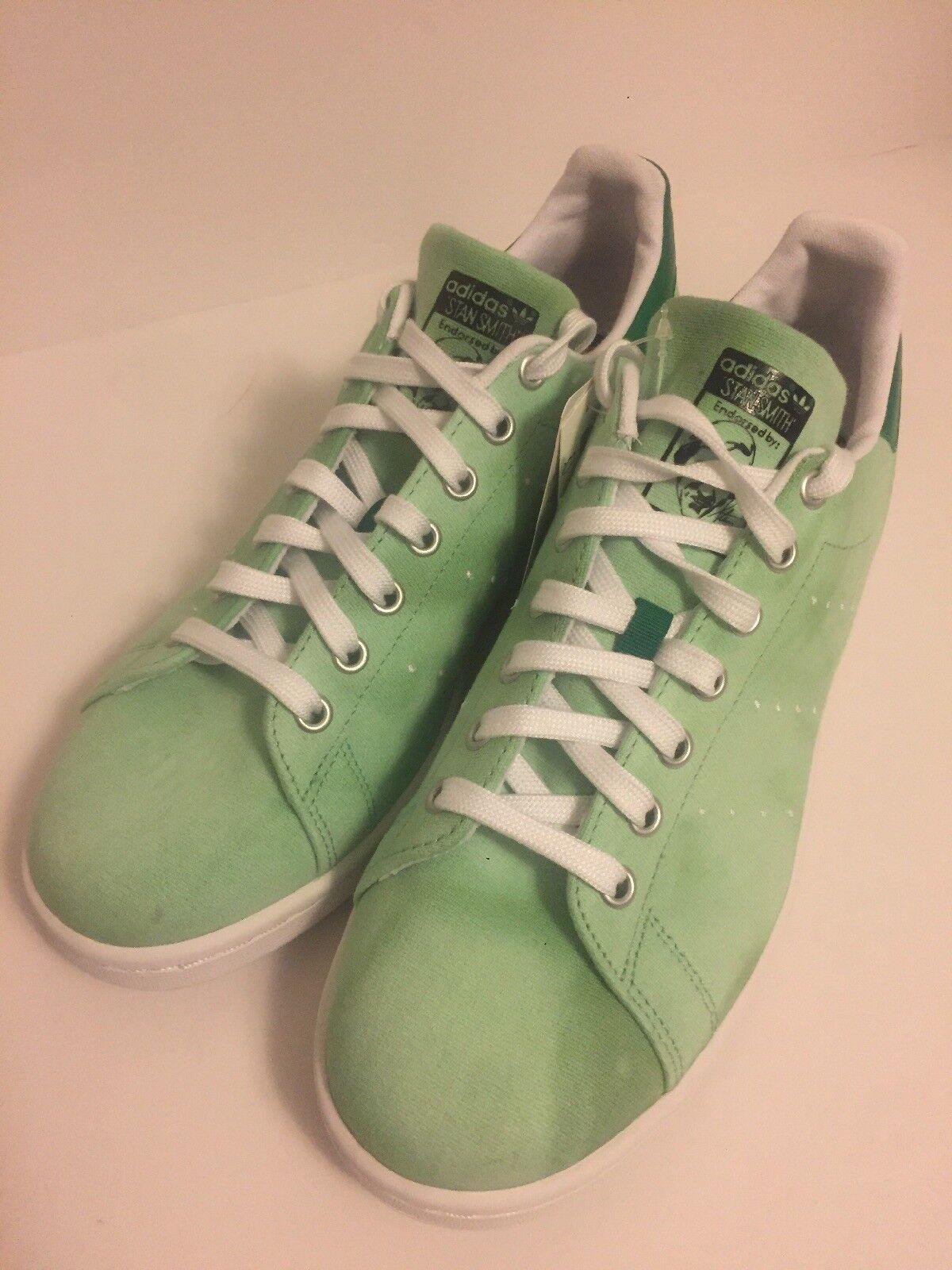 Zapatillas adidas originales pw hu holi stan smith para hombre (AC7043) Sz 10