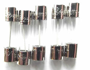Fuse 4a  20mm LBC Anti surge Glass T4A  L 250v  Time Delay  x10pcs