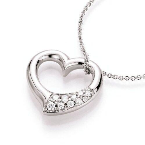 Silverart Collection cadena corazón 99002093450 Sterling plata Plata
