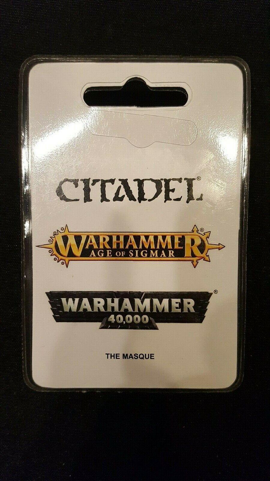 clásico atemporal Warhammer AoS 40k 40k 40k  Chaos Daemons de la másCochea GW Resina Nuevo En Caja  punto de venta