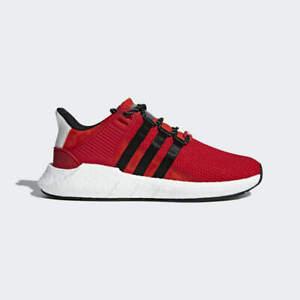 Correr CQ2398 9317 Para Scarlet Detalles acerca Hombre original de Rojo para Adidas título Core Negro mostrar EQT Support Zapatillas 8X0nwOkP