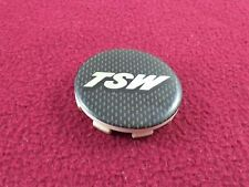 TSW Wheels Carbon Fiber Custom Wheel Center Cap