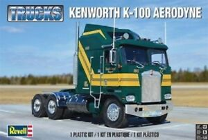 Image is loading Revell-Trucks-2514-1-24th-scale-Kenworth-K-