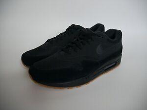 Sample-Nike-Air-Max-1-Premium-Shoes-Black-Gum-AH8145-007-Mens-Sz-16-RARE-SAMPLE