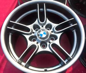 Bmw Styling 66 Felgen E34 E38 E39 M5 Chrome Shadow Alufelgen 5x120