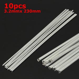 10X Low Temperature Aluminium Welding Soldering Brazing Repair Rods 3.2x230mm