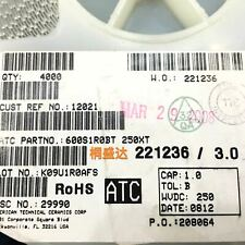 ATC600S 27pF//250V 1 /% 50pcs Rohs ATC600S270FT250T