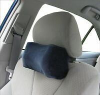 Neck Pillow Travel Memory Foam Support Car Rest Orthopedic Cushion Comfort Drive