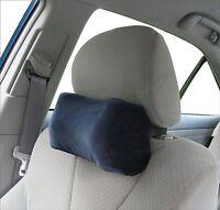 Neck Pillow Travel Memory Foam Support Car Rest Orthopedic Cushion Comfort Drive