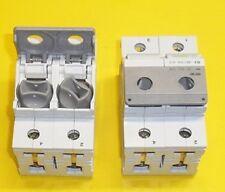 2 Stück Lindner Lasttrennschalter für NEOZED Sicherungen bis 63A, 2-polig