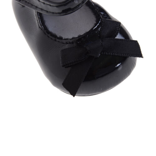 Details about  /Fashion Black Shoes Boots For 18inch Girl Doll Party Gifts Baby Toys/_gu