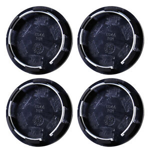 4x-Nabenkappen-Felgendeckel-Nabendeckel-Universal-Kappen-Auto-Fuer-VW-Mazda-Ford