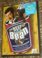 The Best of Mr. Bean (DVD, 2006), NEW & SEALED, REGION 1, ROWAN ATKINSON