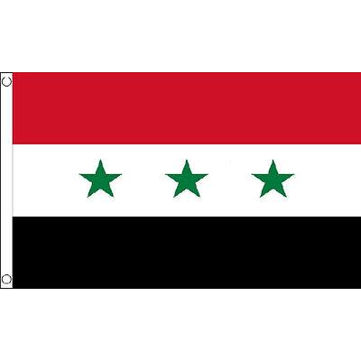 Iraq 1991-2004 5ft x 3ft Flag Banner 150cm x 90cm