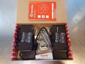 Maserati Ghibli S Q4 >> Genuine Maserati Rear Brake Pad Set OEM 980156007 Ghibli ...