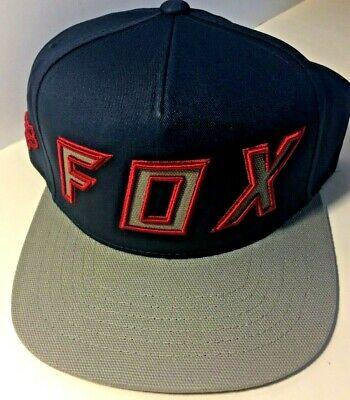 promo codes cheap price uk cheap sale Fox Racing Mens Possessed Snapback Hat Cap OneSize Blue Grey 3D ...