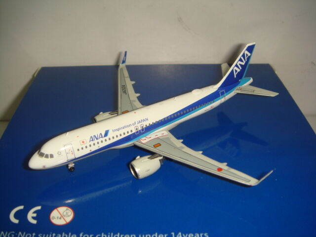 All Nippon Airways ANA A320-200WL Neo  Inspiration of Japan  1 400 JA212A
