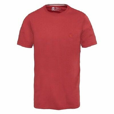 Timberland Dunstan River Small Logo Tee, UK Size S - XL, Choice of 5 colours