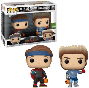 Marvel Wandavision Billy And Tommy Halloween 2 Pack ECCC