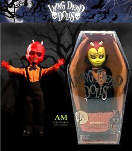 Mezco Living Dead Dolls Series 32 Nicholas Halloween Variant ltd 100 Sealed