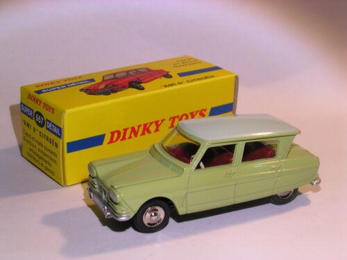 Citroën AMI 6 ref 557 au 1//43 de dinky toys atlas