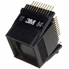 AP/3M 84way PLCC Test Clip Gold Contacts Partn No 923675-84