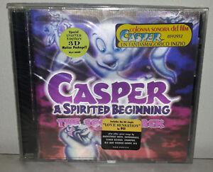CD-CASPER-A-SPIRITED-BEGINNING-SOUNDTRACK-3D-NUOVO-NEW