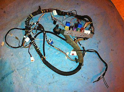 Jaguar XJ6 X300 (1994-1997) Rear Boot Wiring Loom   eBay