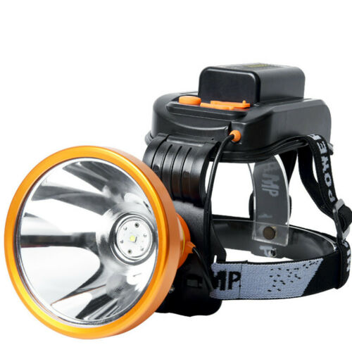 Super Bright Headlamp Rechargeable LED Spotlight