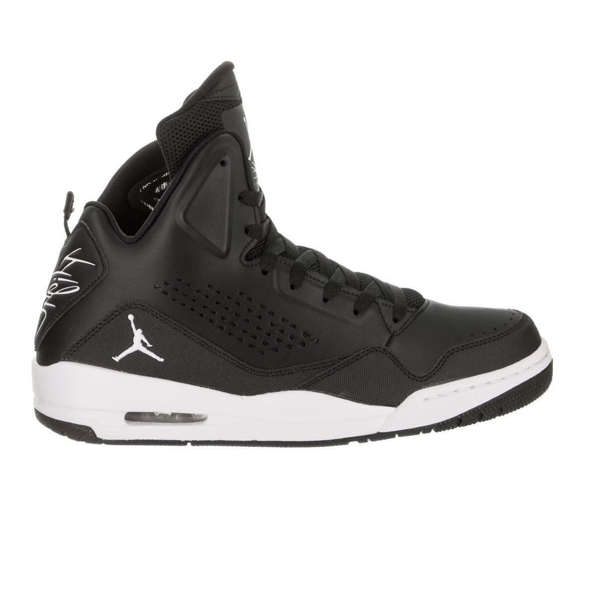 Mens NIKE JORDAN SC 3 Black Basketball Trainers 629877 008