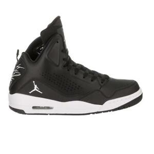 ee3cfd168df1de Image is loading Mens-NIKE-JORDAN-SC-3-Black-Basketball-Trainers-