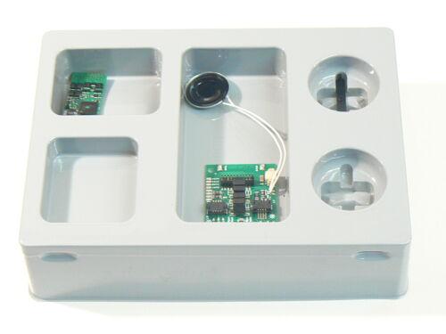 Märklin H0 60977 mfx//DCC//MM E - Lok Sound Decoder mSD3 MTC//21pol OVP neu