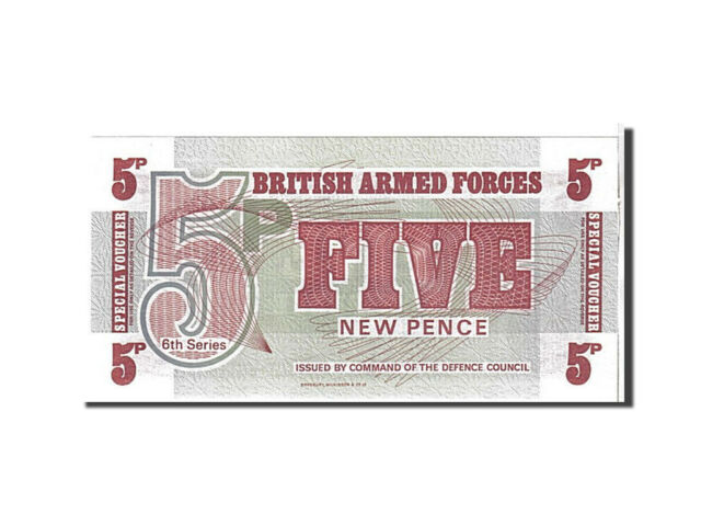 [#109334] Great Britain, 5 New Pence, 1972, KM #M47, UNC(65-70)