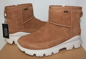 29c56eb01b2 Details about UGG Women's Palomar Sneaker Waterproof Chestnut suede boots  New!